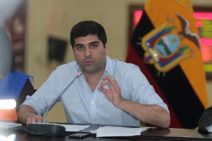 El vicepresidente de Ecuador, Otto Sonnenholzner, informó que en Guayas se registran 81 casos de coronavirus.