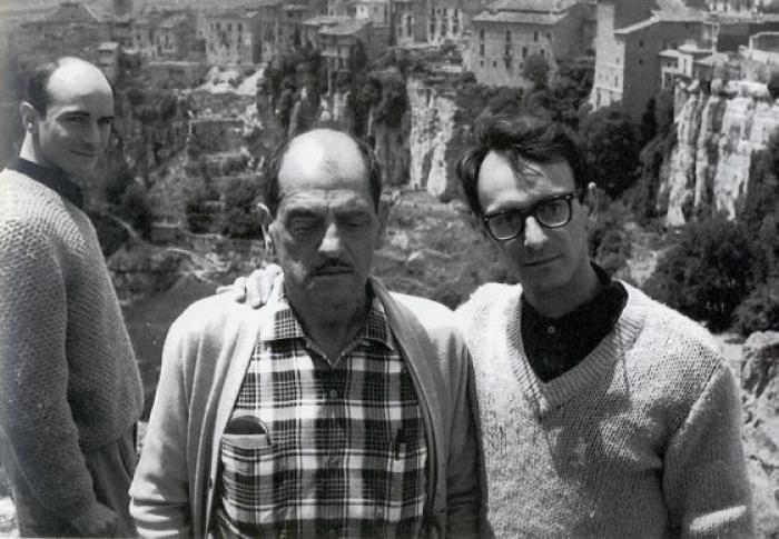 Luis Buñuel y Luis Felipe