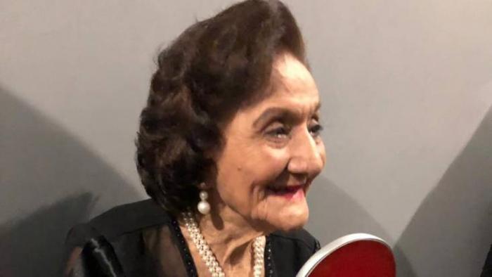 Homenaje a Fresia Saavedra