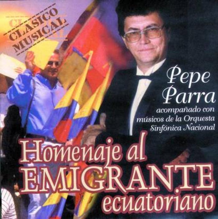Pepe Parra recuerdos