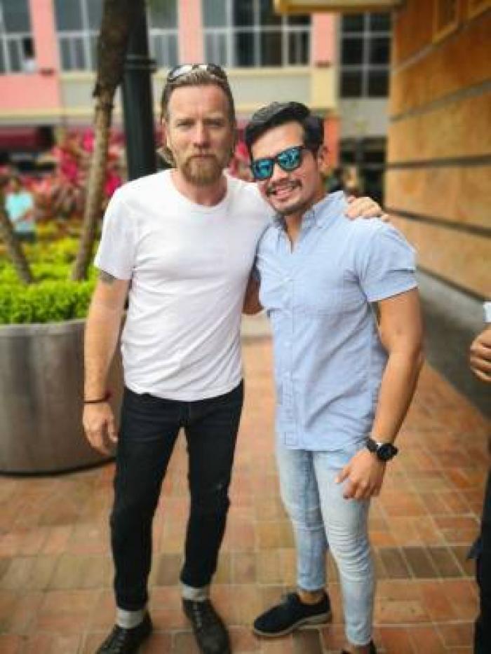 Ewan McGregor en Guayaquil: Esto es lo que debes conocer sobre su llegada
