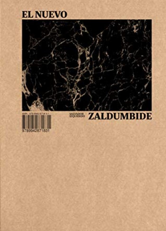 El nuevo Zaldumbide, Salvador Izquierdo