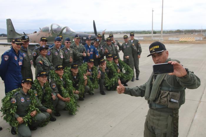 primeras pilotos de combate