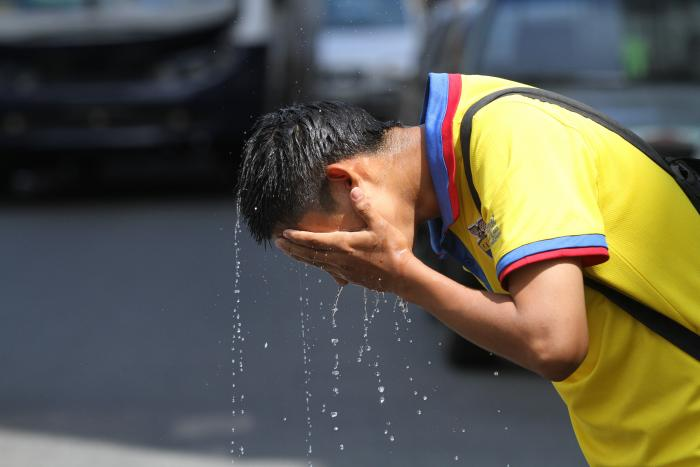 Calor en Guayaquil