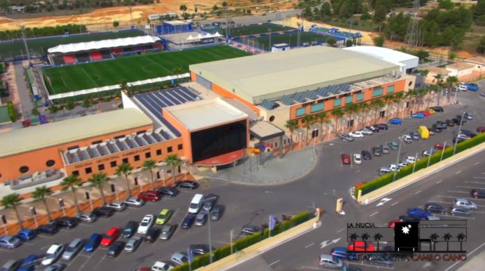 Ciudad Deportiva Camilo Cano