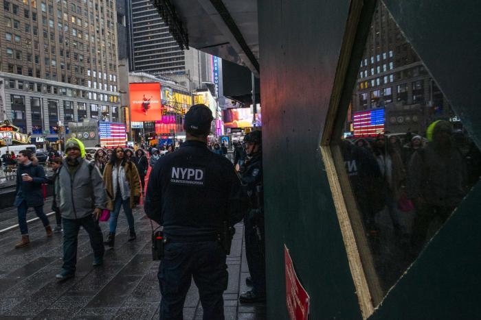 Seguridad Nueva York