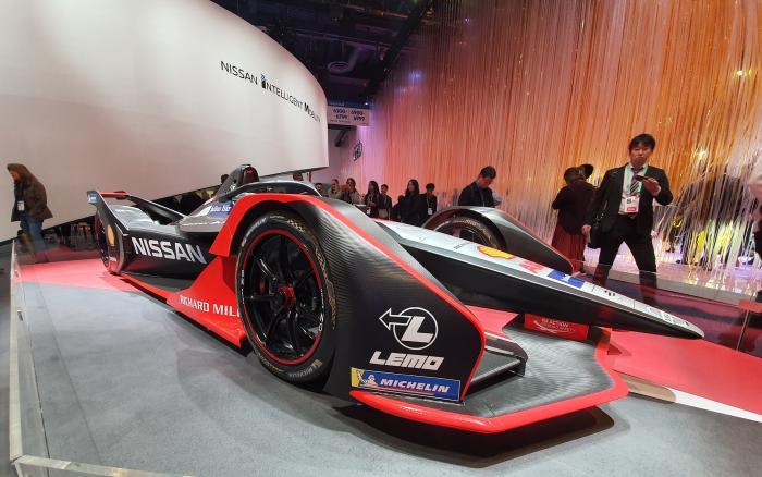 Nissan Fórmula 1