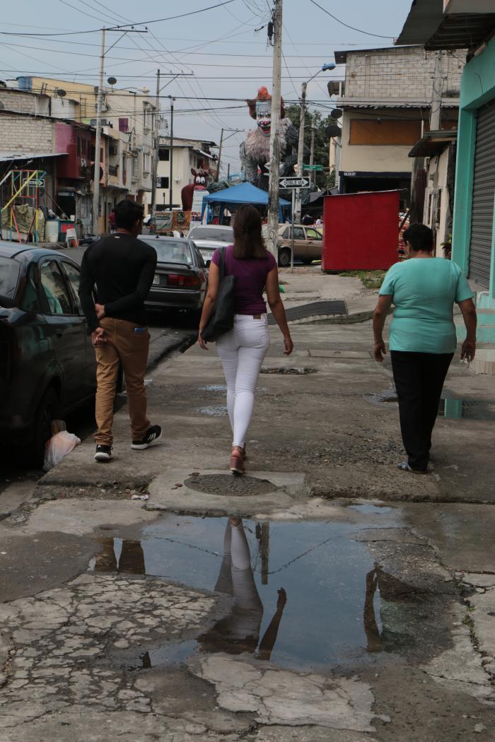 zona de gigantes guayaquil abandono