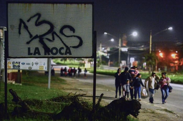 Caravana migrante3