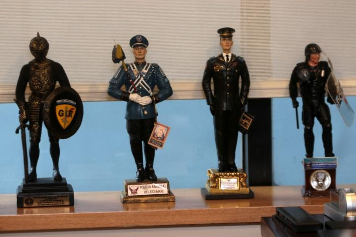 Entrevista a Patricio Carrillo, comandante de la Policía