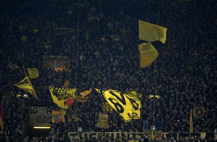Dortmund's supporters (31044058)