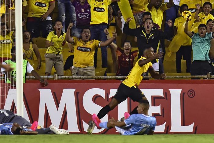 Ecuador's Barcelona p (31142182)