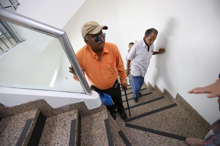 Edificios sin elevador