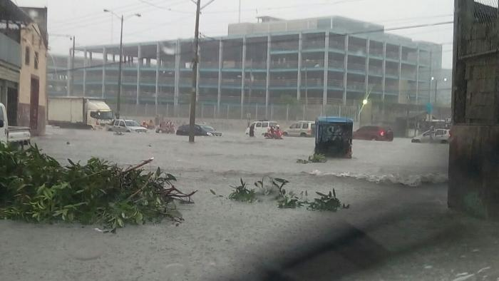guayaquil lluvias