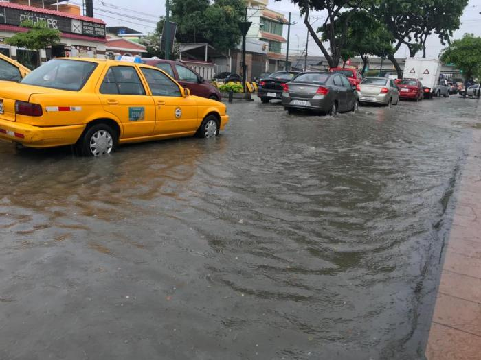 lluvias guayaquil
