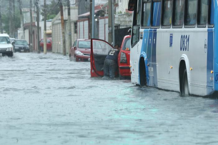 Inundaciones guayaquil