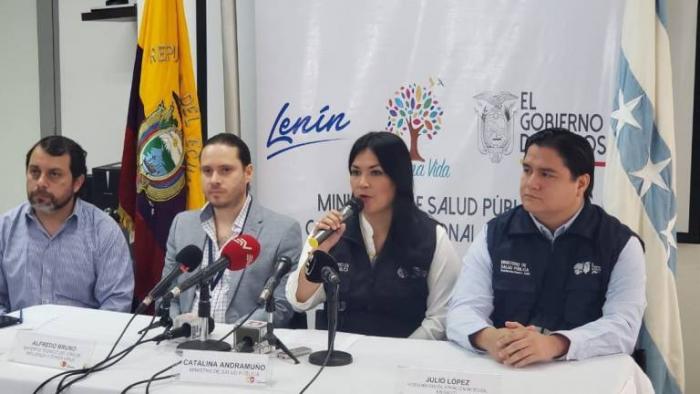 Coronavirus en Guayaquil, Ecuador