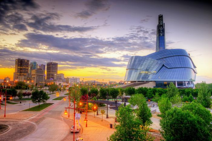 Winnipeg canadá