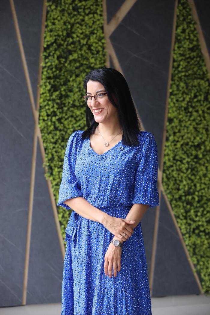 Gilda Alcívar