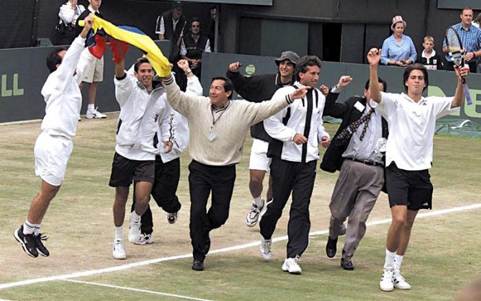 Inglaterra Ecuador 2000
