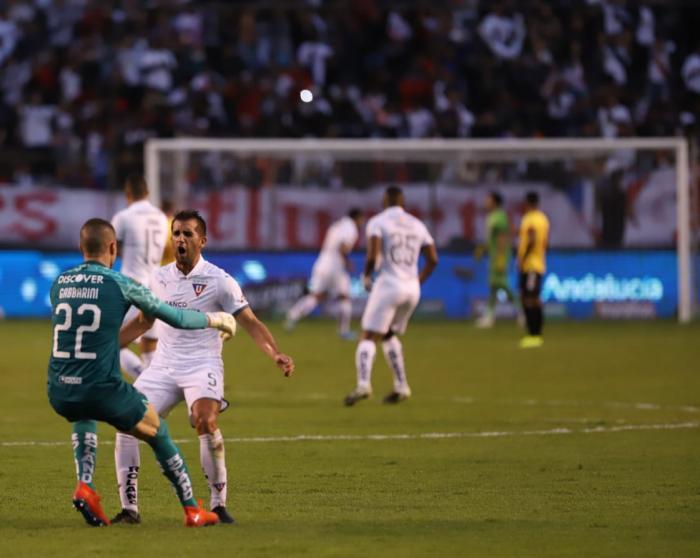 Liga de Quito saca un buen resultado frente a Barcelona.
