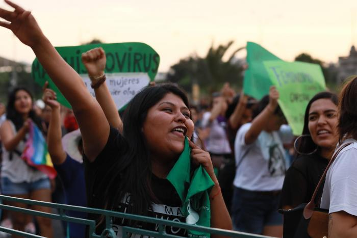 Día mujer Perú