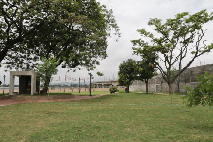 La Puntilla parque