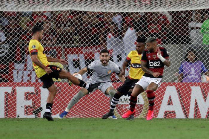 Flamengo vs Barcelona