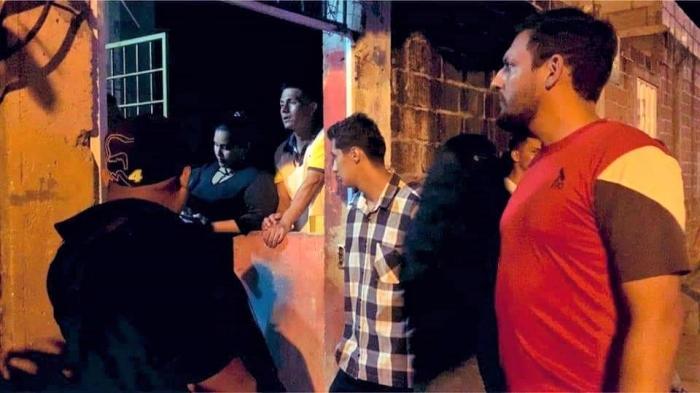 """El Intendente Mario Quintana clausuró un baile clandestino, denominado """"Coronavirus Party"""""""