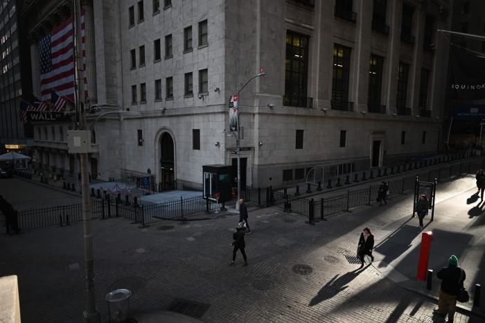NUEVA YORK-16 DE MARZO DE 202O-FOTO AFP