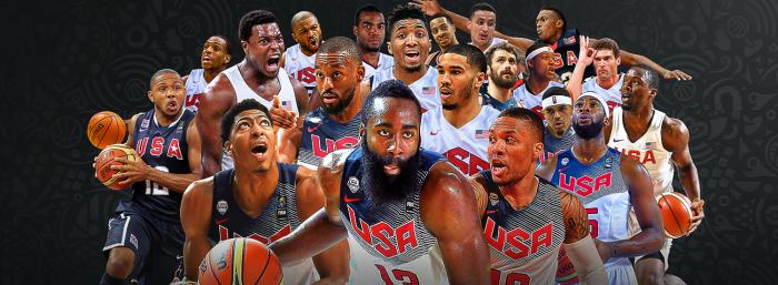 NBA Juegos Olímpicos Estados Unidos