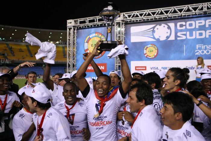 liga sudamericana