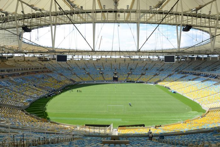 Estadio Maracaná - Brasil