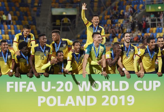 Ecuador sub-20 Polonia