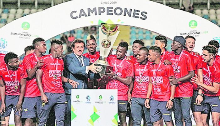 Ecuador sub-20 Chile