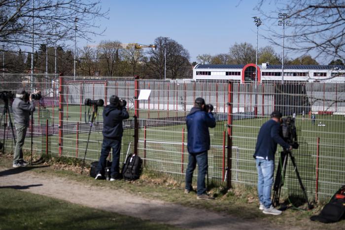 Bayern Munich trainin (31536074)