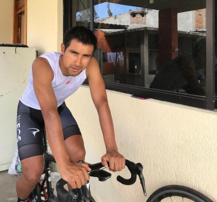 Jhonatan Narváez - ciclista