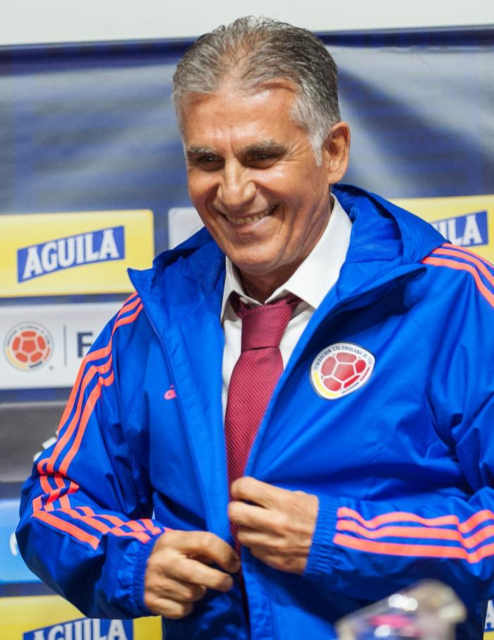 Queiroz - Colombia