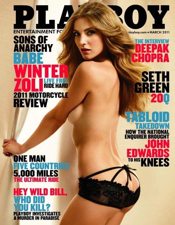 Playboy marzo 2011