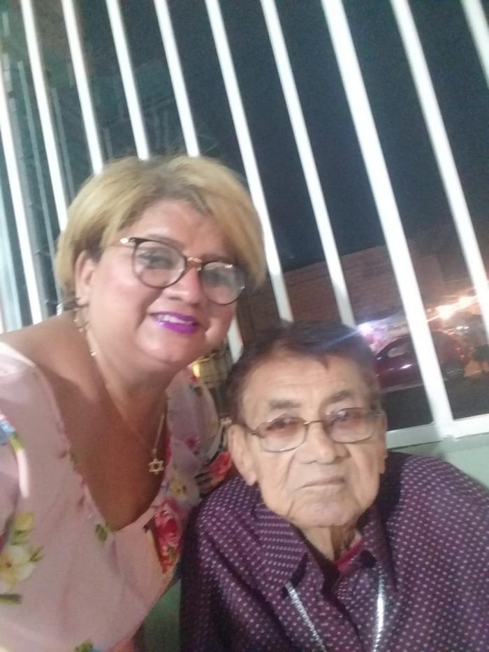 Mariana Almeida y Ángel Almeida