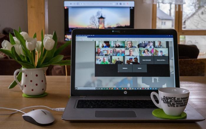 reunión virtual