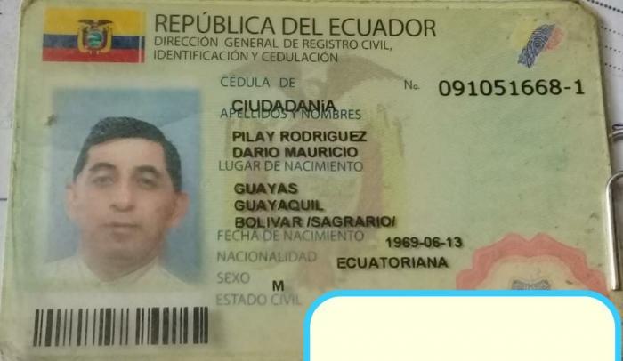 Dario Pilay Rodríguez