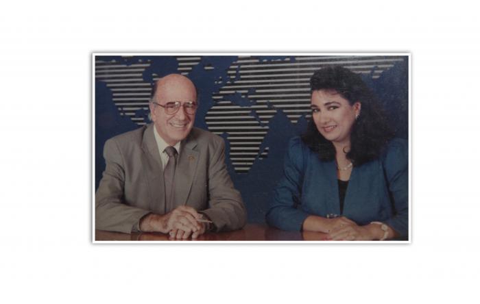 Telemundo con Tania Tinoco