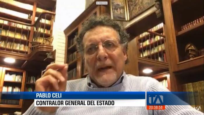 Pablo Celi, contratolar