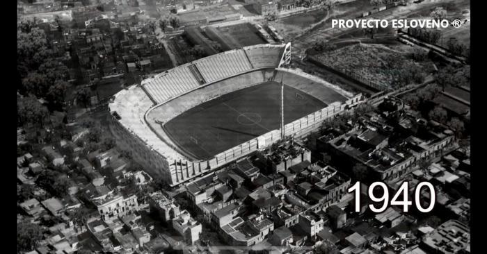 Bombonera Boca Juniors inauguración