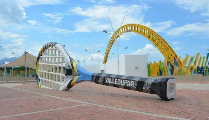 Juegos Bolivarianos Valledupar Colombia
