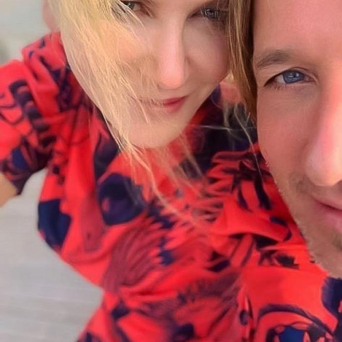 Nicole Kidman y su esposo