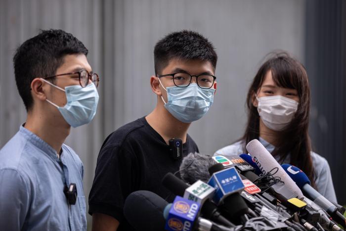 Hong Kong's pro-democ (31799662)
