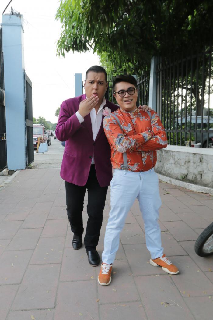 Miguel Cedeño y Mauricio Altamirano.