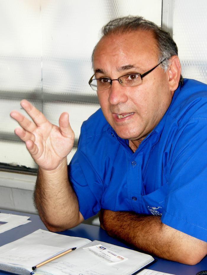 Rafael Cuesta.